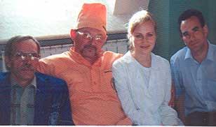 Юля и Мулдашев